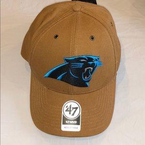 Carhartt   North Carolina Panthers Hat, NWT